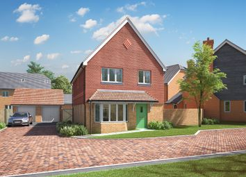 Thumbnail 4 bed detached house for sale in Copthorne Way, Crawley
