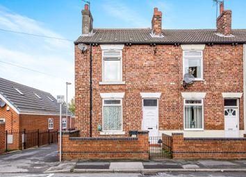 Thumbnail 2 bedroom end terrace house for sale in Middle Oxford Street, Castleford