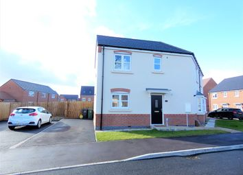Thumbnail 3 bed semi-detached house for sale in Watermead Way, Birstall, Leicester
