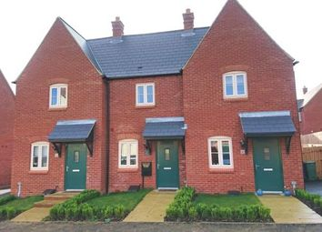 Thumbnail 2 bed terraced house for sale in Riley Close, Brackley