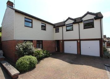 Thumbnail 5 bed detached house to rent in Nightingale Mews, Saffron Walden, Essex