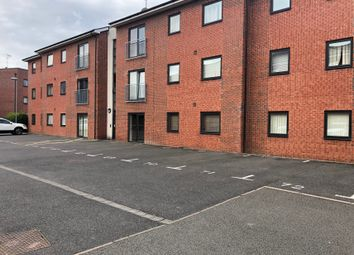 Thumbnail 2 bed flat to rent in 48 Penstock Drive, Cliffe Vale, Staffordshire