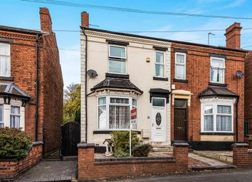 Thumbnail 3 bed semi-detached house for sale in Emily Street, West Bromwich