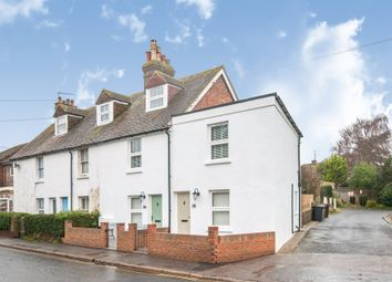 Thumbnail 1 bed end terrace house for sale in The Centre, High Street, Polegate