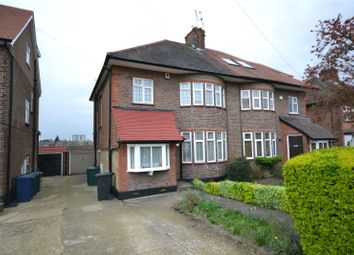 Thumbnail 3 bed semi-detached house to rent in Cissbury Ring South, London
