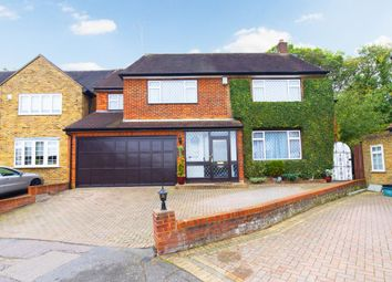 Thumbnail 5 bed detached house for sale in Bancroft Avenue, Buckhurst Hill