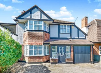Thumbnail 3 bedroom detached house to rent in Randalls Road, Leatherhead