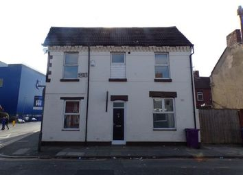 Thumbnail 4 bed end terrace house for sale in Goodison Road, Anfield, Liverpool, Merseyside