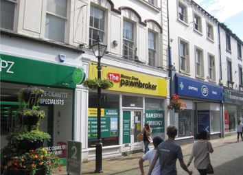 Thumbnail Retail premises to let in 25 King Street, Whitehaven, Cumbria