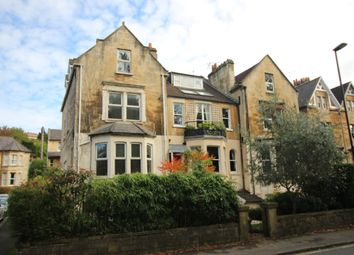 Thumbnail 2 bed flat to rent in Prior Park Road, Bath