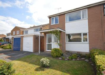 Thumbnail 3 bedroom semi-detached house for sale in Manor Road, Fleckney, Leicester