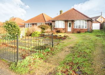 2 bed detached bungalow for sale in Norwich Road, New Costessey, Norwich NR5