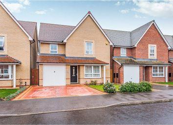 Thumbnail 4 bedroom detached house for sale in Howegate Drive, Hampton Vale, Peterborough