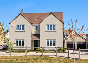 Thumbnail 4 bed detached house for sale in Franklin Road, Alderton, Tewkesbury