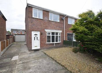 Thumbnail 3 bed semi-detached house for sale in Aldwych Drive, Lostock Hall, Preston, Lancashire