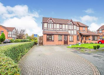 Thumbnail 4 bed semi-detached house for sale in Beechfield Mews, Hyde, Greater Manchester