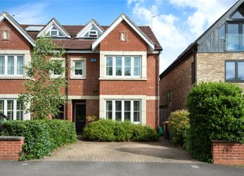 Thumbnail 5 bedroom semi-detached house for sale in Blandford Avenue, Oxford, Oxfordshire
