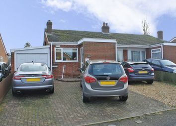 Thumbnail 3 bed semi-detached bungalow for sale in Meadow View, Higham Ferrers, Rushden