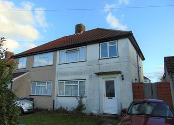 Thumbnail 3 bed semi-detached house for sale in Grenville Road, New Addington, Croydon