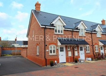 Thumbnail 2 bed end terrace house for sale in Corporal Close, Colchester