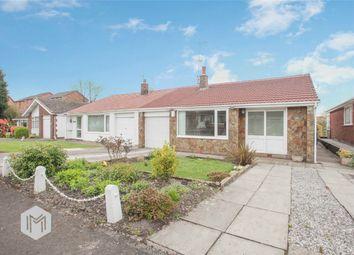 Thumbnail 2 bed semi-detached bungalow for sale in Knowl View, Tottington, Bury, Lancashire