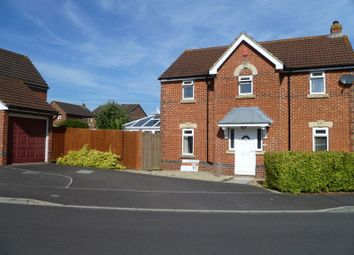 Thumbnail 4 bed detached house for sale in Azalea Road, Wick St. Lawrence, Weston-Super-Mare