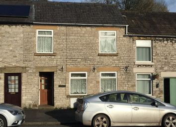 Thumbnail 2 bed terraced house for sale in Queen Street, Tideswell, Buxton