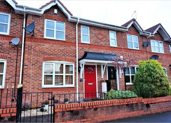 Thumbnail 2 bed terraced house for sale in Greetland Drive, Manchester