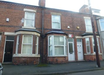 Thumbnail Terraced house to rent in Claude Street, Nottingham