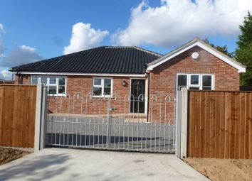 Thumbnail 3 bed bungalow to rent in Walmer Road, Lowestoft