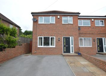 Thumbnail 3 bed semi-detached house for sale in Birch Grove, Kippax, Leeds, West Yorkshire
