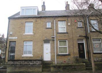 Thumbnail 3 bedroom terraced house to rent in Brassey Terrace, Bradford