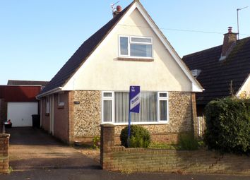 Thumbnail 3 bed detached bungalow for sale in Pound Lane, Exmouth, Devon