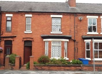 Thumbnail 2 bed terraced house for sale in Lovely Lane, Warrington