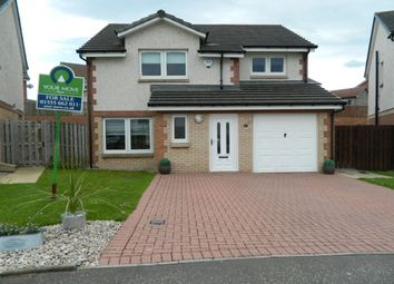 Thumbnail 4 bed detached house for sale in Paddock Court, Carluke