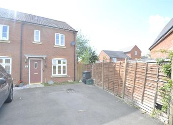 Thumbnail 2 bed end terrace house for sale in Chivenor Way Kingsway, Quedgeley, Gloucester