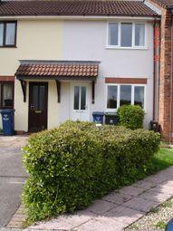 Thumbnail 2 bedroom terraced house to rent in Primrose Close, Gillingham, Dorset