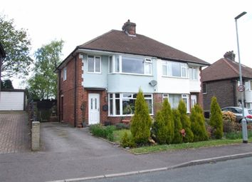 Thumbnail 3 bed semi-detached house for sale in Green Park Avenue, Skircoat Green, Halifax