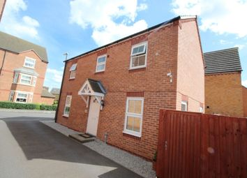 Thumbnail 3 bed detached house for sale in Thames Way, Hilton, Derby