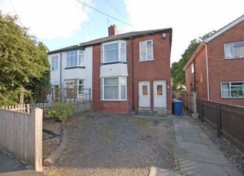 Thumbnail 3 bed flat to rent in Front Street, Dinnington, Newcastle Upon Tyne