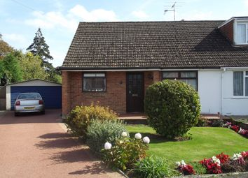Thumbnail 2 bed bungalow to rent in Meadow Close, Marlow