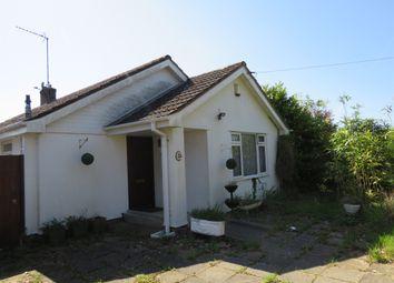 Thumbnail 2 bed detached bungalow for sale in Woodlinken Drive, Verwood