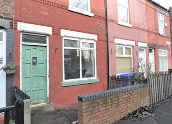 Thumbnail 3 bedroom terraced house for sale in Bowler Street, Levenshulme, Manchester