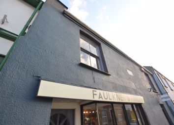Thumbnail 2 bed flat to rent in Queen Street, Lostwithiel