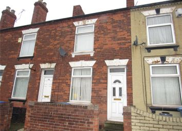Thumbnail 2 bed terraced house for sale in Littleworth, Mansfield, Nottinghamshire