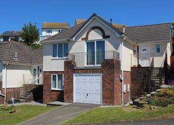 Thumbnail 3 bed detached house for sale in Springfield Road, East Looe