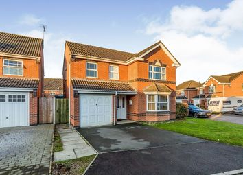 Thumbnail 4 bed detached house to rent in Paddock View, Middlewich