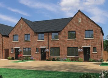 Thumbnail 3 bedroom semi-detached house for sale in Church Lane, Saxilby