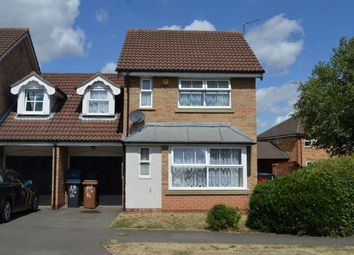 Thumbnail 3 bed link-detached house for sale in Meltham Close, Beau Manor, Northampton