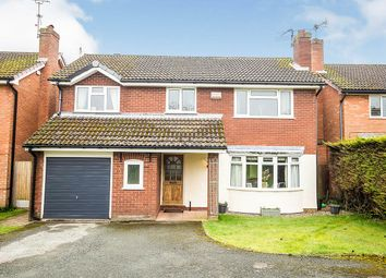 Cabin Lane, Oswestry, Shropshire SY11. 4 bed detached house for sale